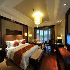 Отель Xiamen Aqua Resort 5* Номер Делюкс с различными типами кроватей