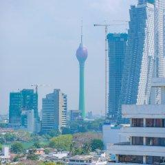 Wonder Hotel Colombo балкон