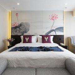Hooray Hotel - Xiamen Сямынь комната для гостей фото 5