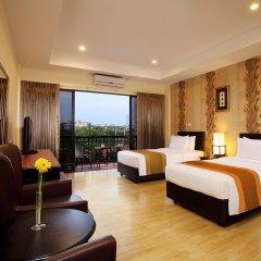 Отель Nova Park комната для гостей