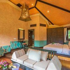 Отель Mangosteen Ayurveda & Wellness Resort комната для гостей фото 5