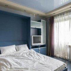Апартаменты Delegatskaya Apartment Москва комната для гостей фото 2