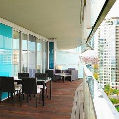 Апартаменты Stay Barcelona Apartments Diagonal Mar балкон