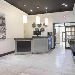 Отель Unilofts Grande-Allée Канада, Квебек - отзывы, цены и фото номеров - забронировать отель Unilofts Grande-Allée онлайн интерьер отеля фото 3