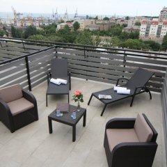 Гостиница «Континенталь» Украина, Одесса - 3 отзыва об отеле, цены и фото номеров - забронировать гостиницу «Континенталь» онлайн балкон