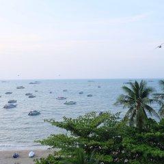 Отель LK The Empress Таиланд, Паттайя - 3 отзыва об отеле, цены и фото номеров - забронировать отель LK The Empress онлайн пляж фото 2