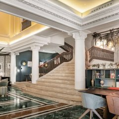 Отель NH Nacional Испания, Мадрид - 2 отзыва об отеле, цены и фото номеров - забронировать отель NH Nacional онлайн интерьер отеля фото 3