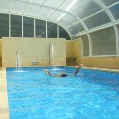 Hotel Balneario Parque De Alceda бассейн