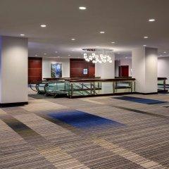 Отель Hyatt Regency Vancouver Канада, Ванкувер - 2 отзыва об отеле, цены и фото номеров - забронировать отель Hyatt Regency Vancouver онлайн фитнесс-зал фото 2