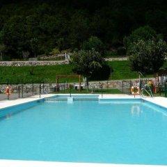 Hotel Camping Bielsa бассейн