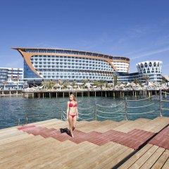 Granada Luxury Resort & Spa Турция, Аланья - 1 отзыв об отеле, цены и фото номеров - забронировать отель Granada Luxury Resort & Spa онлайн приотельная территория фото 2