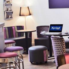 Comfort Hotel Paris Porte D'Ivry интерьер отеля
