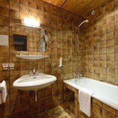 Отель Gasthof Neue Post Хохгургль ванная фото 2