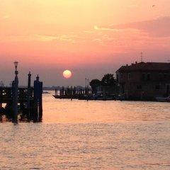 Отель Casa Sulla Laguna Италия, Венеция - отзывы, цены и фото номеров - забронировать отель Casa Sulla Laguna онлайн пляж фото 2