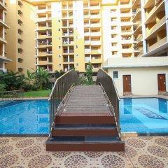 Отель OYO 24509 Home Elegant 2BHK Dabolim Индия, Южный Гоа - отзывы, цены и фото номеров - забронировать отель OYO 24509 Home Elegant 2BHK Dabolim онлайн бассейн
