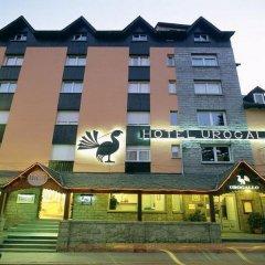 Отель Husa Urogallo Испания, Вьельа Э Михаран - отзывы, цены и фото номеров - забронировать отель Husa Urogallo онлайн вид на фасад