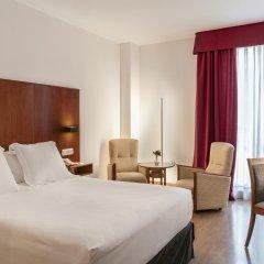 Отель Vincci Ciudad de Salamanca комната для гостей фото 2