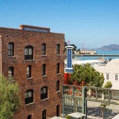 Argonaut Hotel - a Noble House Hotel балкон