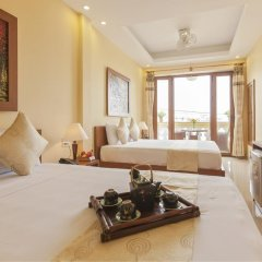 Отель Nova Villa Hoi An Вьетнам, Хойан - отзывы, цены и фото номеров - забронировать отель Nova Villa Hoi An онлайн комната для гостей фото 5