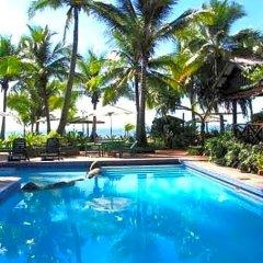 Отель Club Fiji Resort Фиджи, Вити-Леву - отзывы, цены и фото номеров - забронировать отель Club Fiji Resort онлайн бассейн фото 3
