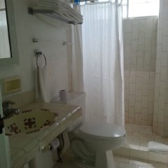 Отель Olinalá Diamante Мексика, Акапулько - отзывы, цены и фото номеров - забронировать отель Olinalá Diamante онлайн ванная фото 2
