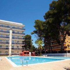 Отель Apartamentos Priorat бассейн фото 3