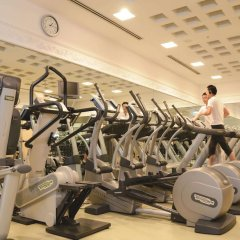 Отель Chinzanso Tokyo Япония, Токио - отзывы, цены и фото номеров - забронировать отель Chinzanso Tokyo онлайн фитнесс-зал фото 2