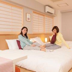 Отель Tokyu Stay Monzen-Nakacho сауна