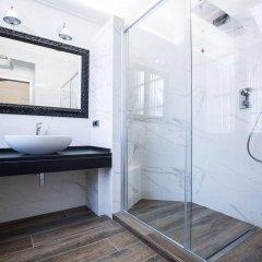 Отель Relais Hotel Centrale - Residenza D 'Epoca Италия, Флоренция - отзывы, цены и фото номеров - забронировать отель Relais Hotel Centrale - Residenza D 'Epoca онлайн ванная фото 2