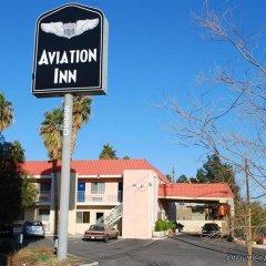 Отель Aviation Inn спортивное сооружение