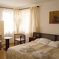 Отель Domus Henrici Прага комната для гостей фото 2