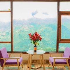Отель The Grand Blue Hotel Вьетнам, Шапа - отзывы, цены и фото номеров - забронировать отель The Grand Blue Hotel онлайн питание фото 2