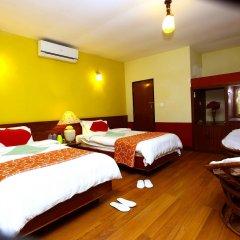 Отель Safari Adventure Lodge Непал, Саураха - отзывы, цены и фото номеров - забронировать отель Safari Adventure Lodge онлайн комната для гостей фото 4