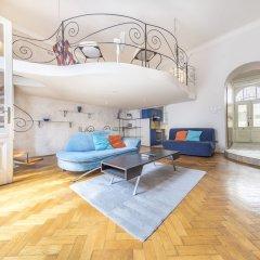 Апартаменты Cibere Apartment Будапешт комната для гостей фото 4