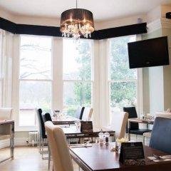 Отель Sefton Park Hotel Великобритания, Ливерпуль - отзывы, цены и фото номеров - забронировать отель Sefton Park Hotel онлайн питание фото 3