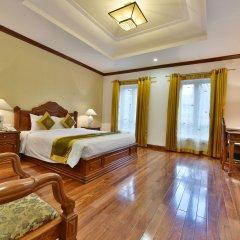Golden Rice Hotel комната для гостей фото 3