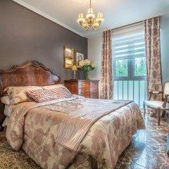 Отель Apartamentos Las Brisas Испания, Сантандер - отзывы, цены и фото номеров - забронировать отель Apartamentos Las Brisas онлайн комната для гостей фото 5