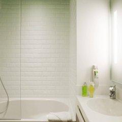 Отель Ibis Styles Paris Buttes Chaumont Париж ванная