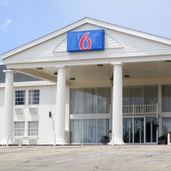 Отель Motel 6 Vicksburg, MS фото 4