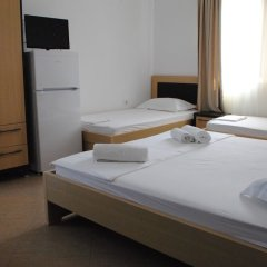 Отель Visi Apartments Албания, Ксамил - отзывы, цены и фото номеров - забронировать отель Visi Apartments онлайн комната для гостей фото 3