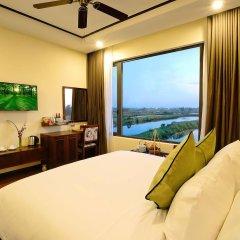 Отель KOI Resort and Spa Hoi An комната для гостей фото 2