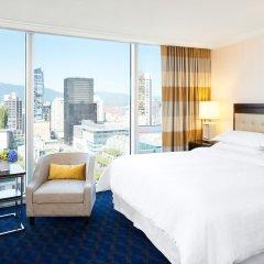 Отель Sheraton Vancouver Wall Centre Канада, Ванкувер - отзывы, цены и фото номеров - забронировать отель Sheraton Vancouver Wall Centre онлайн фото 12