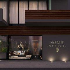 Отель Marquee Playa Hotel Мексика, Плая-дель-Кармен - отзывы, цены и фото номеров - забронировать отель Marquee Playa Hotel онлайн интерьер отеля