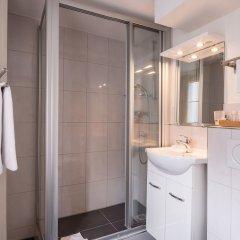 Отель stattHotel ванная