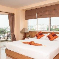 Отель MetroPoint Bangkok балкон