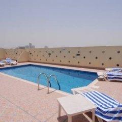 Отель Jormand Suites, Dubai бассейн фото 2