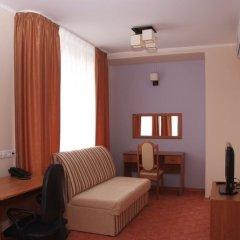 Гостиница Италмас Стандартный номер двуспальная кровать фото 5