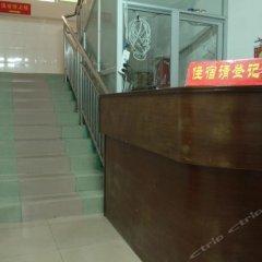 Отель Xifu Hostel Китай, Чжуншань - отзывы, цены и фото номеров - забронировать отель Xifu Hostel онлайн интерьер отеля