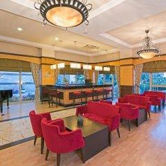 Can Garden Resort Турция, Чолакли - 1 отзыв об отеле, цены и фото номеров - забронировать отель Can Garden Resort онлайн интерьер отеля фото 2