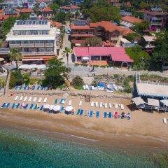 Beach House Hotel Сиде пляж